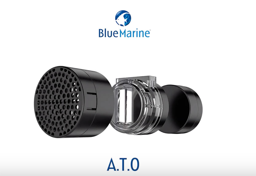 Video thumbnail of the Blue Marine Automatic top off system